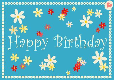 make and print birthday cards free printable happy birthday cards ausdruckbare