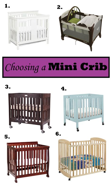 what is a mini crib choosing a mini crib fish