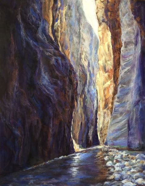 zion acrylic painting archived artwork hut artwork