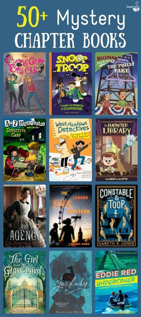 mystery picture books for list of mystery chapter books for children s