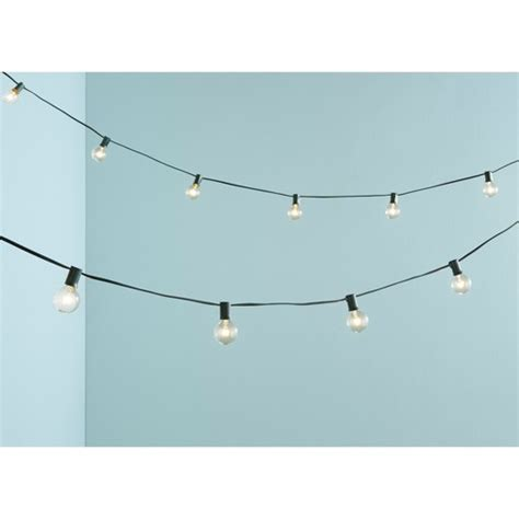 target room essentials string lights 25ct clear globe lights room essentials target