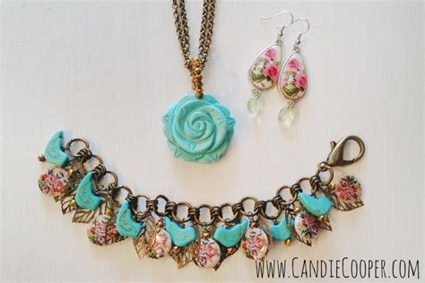 make jewelry how to make jewelry in a set candie cooper