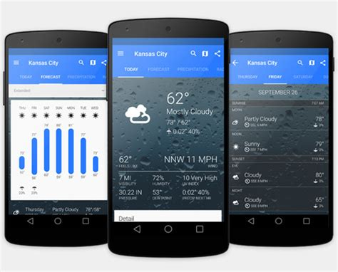 android app design 40 material design android apps for clean user interfaces