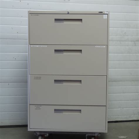 global lateral file cabinet global grey 4 drawer lateral file cabinet locking