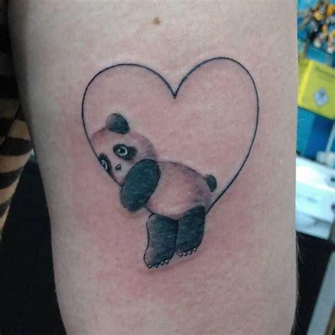 die besten 10 panda tattoos ideen auf pinterest