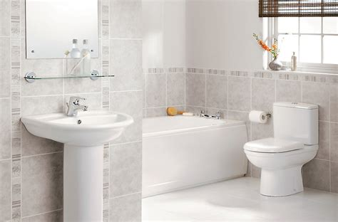 Images Of Bathroom Suites by Della Bathroom Suites Bathroom Departments Diy At B Amp Q