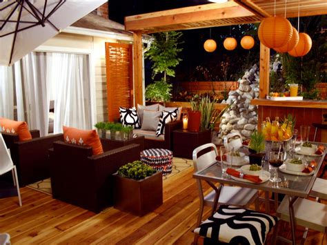 outdoor patio decorating ideas orange home decor and decorating with orange color palette and schemes for rooms in your home