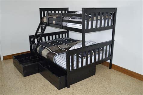amish bunk beds amish versaloft bunk bed
