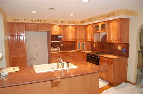 kitchen cabinets refacing ideas minimize costs by doing kitchen cabinet refacing designwalls