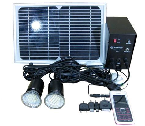 solar home light solar led home lighting system indiabizclub