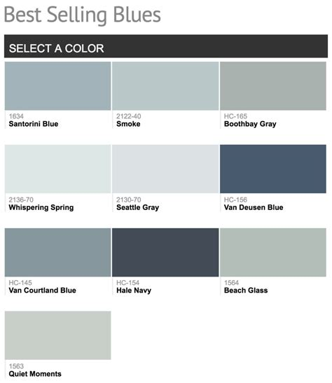 benjamin interior paint colors best selling benjamin paint colors