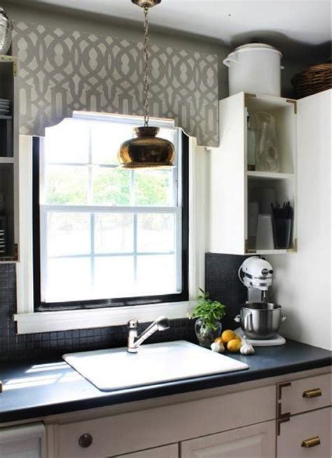 window treatment ideas for kitchens 7 window treatment ideas for contemporary and transitional kitchens