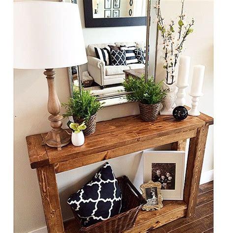ideas for sofa table decor best 25 table decor ideas on foyer table