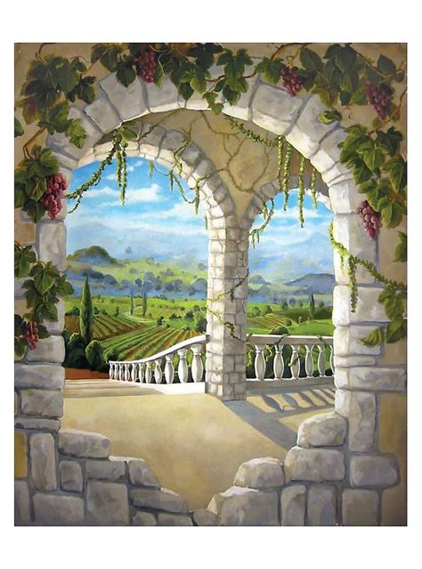 painting wall murals 154 best tuscany images on tuscany wall