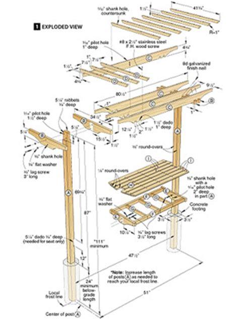 Garden Arch Parts Garden Bench Trellis Plans Pdf Woodworking
