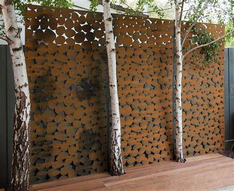 garden wall melbourne transform your garden with metal artwork decor design