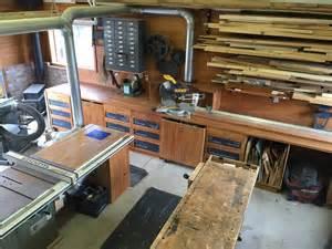 colorado woodworking wood shop barn colorado home