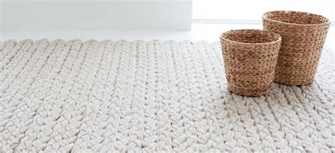 knit rug my scandinavian home cosy knit rugs