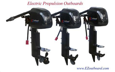 Electric Inboard Motor by Electric Propulsion Outboard Ezoutboard Ez Outboard