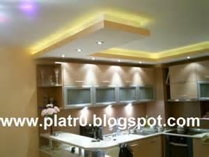 10 Meilleur Faux Plafond Cuisine D 233 Coration Platre Maroc