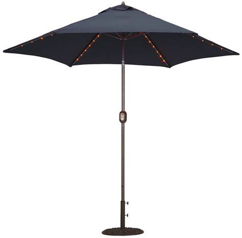 lighted patio umbrellas 9 replacement canopies