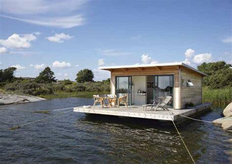 floating houses floating retreat