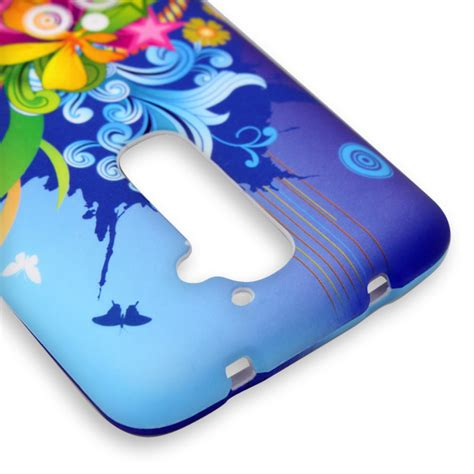 personalized sts rubber rubber cover for lg g2 d802 custom design phone