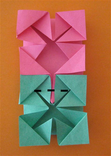 origami frames simple crafts origami photo frame and photo cube