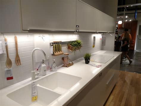 ikea sink kitchen the curious of ikea s invisible kitchen sink