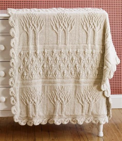 tree of knitting pattern cable afghan knitting patterns in the loop knitting