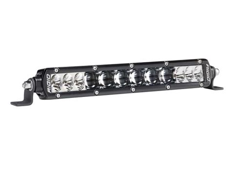 rigid 10 led light bar buy rigid sr2 10 inch white driving hyperspot combo led