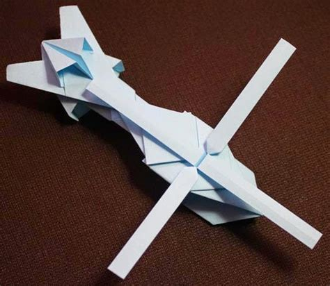origami helicopter easy origami easy origami