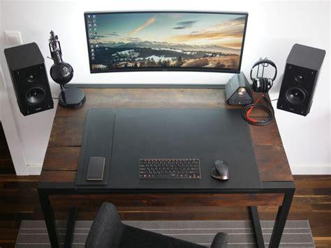 office desk setup ideas best 25 desk setup ideas on office desk