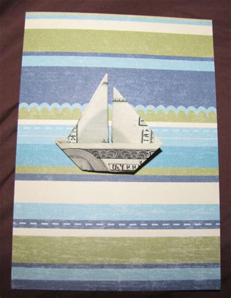 dollar origami boat money origami boat