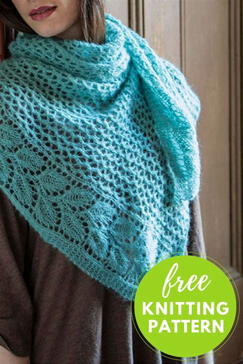 free shawl patterns to knit or crochet 191 best images about knit shawl on