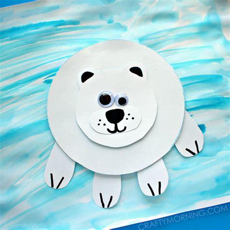 polar craft for paper polar on craft for crafty morning