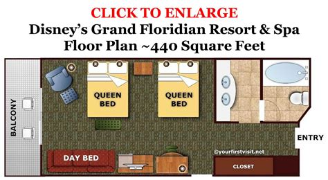 grand floridian floor plan review disney s grand floridian resort spa page 4