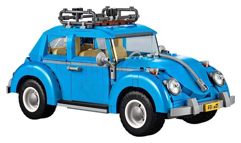 Lego Volkswagen Beetle by Lego Introduces Surfer Themed Volkswagen Beetle