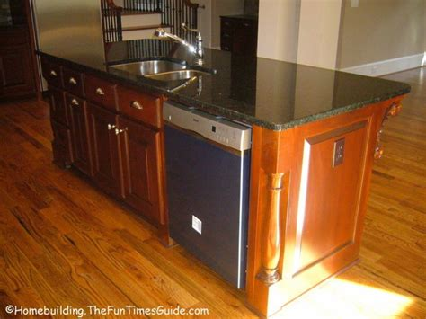 kitchen island with dishwasher and sink 17 best images about kitchen island with sink and dishwasher on small kitchen