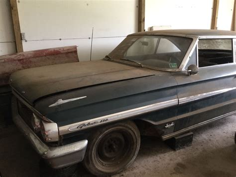1964 Ford Galaxie For Sale by 1962 Chevrolet Project Cars 4 Sale Autos Post