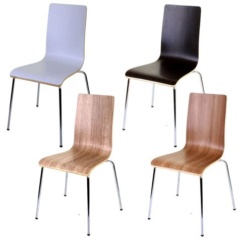 at home dining chairs 4 x wooden dining chairs stacking chair home office