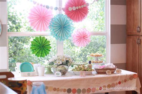 bridal shower table decorations wedding shower decorations landeelu