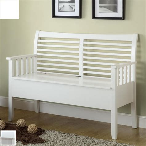 white entryway bench entryway bench white with arm stabbedinback foyer