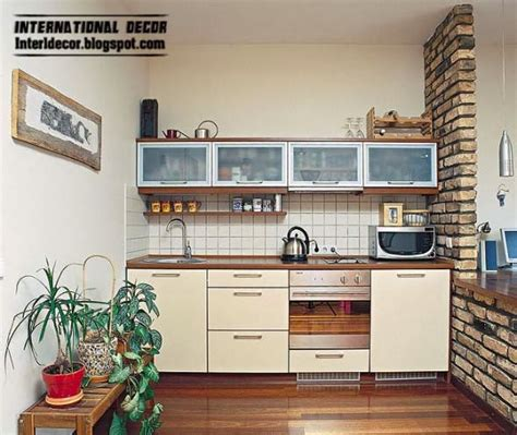 micro kitchen design small kitchen solutions 10 interesting solutions for