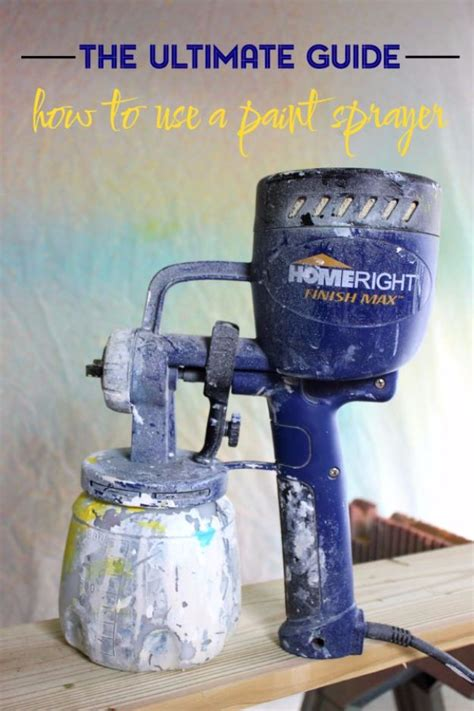 spray painting guide 37 spray painting tips from the pros diy