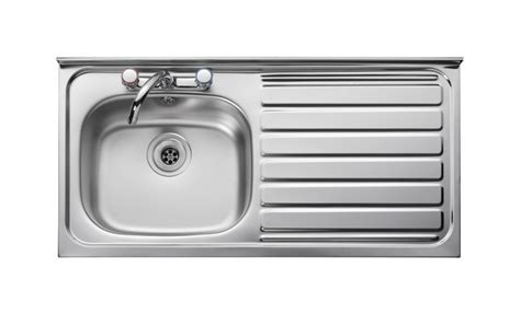 leisure kitchen sink leisure contract lc105r 1 0 bowl 2th stainless steel