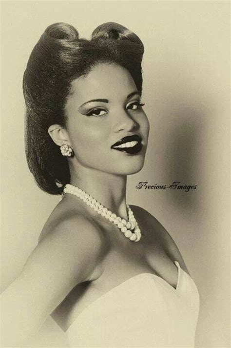 hairstyle facts from the 1940 s 1000 images about black hairstyles c 1930 1940s on