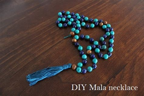 diy mala diy mala necklace