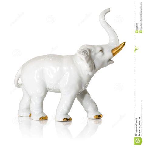 porcelain elephant porcelain elephant stock images image 6821384