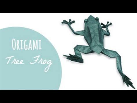 origami tree frog origami tree frog robert j lang